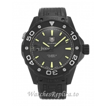 Tag Heuer Aquaracer Black Dial WAJ2180.FT6015 43 MM