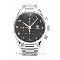 Tag Heuer Carrera Black Dial CAR2014.BA0796 43 MM