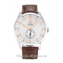 Tag Heuer Carrera Silver Dial WAS2112.FC6181 38MM