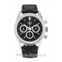 Tag Heuer Carrera Black Dial CS3113 37 MM