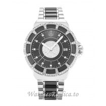 Tag Heuer Formula 1 Black Diamond Dial WAH1219.BA0859 36 MM
