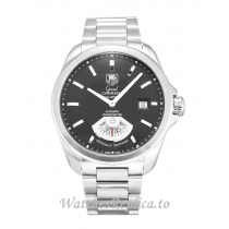 Tag Heuer Grand Carrera Black Dial WAV511A.BA0900 40 MM