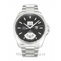 Tag Heuer Grand Carrera Black Dial WAV5111.BA0901 43 MM
