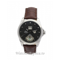 Tag Heuer Grand Carrera Brown Dial WAV5113.FC6231 43 MM