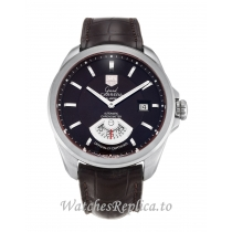 Tag Heuer Grand Carrera Brown Dial WAV511C.FC6230 40 MM