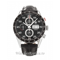 Tag Heuer Carrera Black Dial CV2A10.FC6235-43 MM