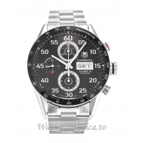 Tag Heuer Carrera Black Dial CV2A10.BA0796-43 MM
