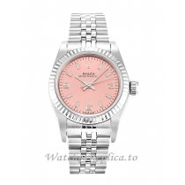 Rolex Lady Oyster Perpetual Salmon Dial 76094-26 MM
