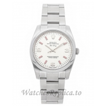 Rolex Replica Air King Ladies 34mm 114200