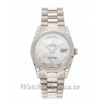 Rolex Replica Day-Date Ladies 36mm 118339