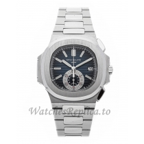 Patek Philippe Replica Nautilus Chronograph 40.5mm 59801A-001