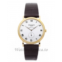 Patek Philippe Replica Calatrava Mens 33mm 3919J