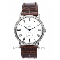 Patek Philippe Replica Calatrava Mens 36mm 5119G-001
