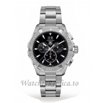 TAG Heuer Replica Aquaracer 43mm Mens Watch CAY1110.BA0927