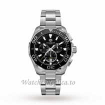 TAG Heuer Replica Aquaracer 43mm Mens Watch CAY111A.BA0927