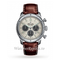 Breitling Replica Aviator 8 B01 Chronograph 43 Limited Edition AB01171A1G1P1