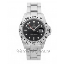 Rolex Replica Explorer II Stainless Steel 40mm 16570