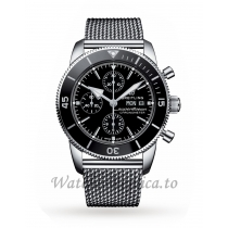 Breitling Replica Superocean Heritage II Chronograph 44 A13313121B1A1