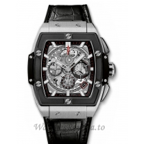 Hublot Replica Spirit of Big Bang Titanium 48MM Watch 641.NM.0173.LR
