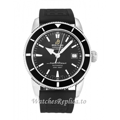 Breitling SuperOcean Heritage Black Dial A17321 42 MM