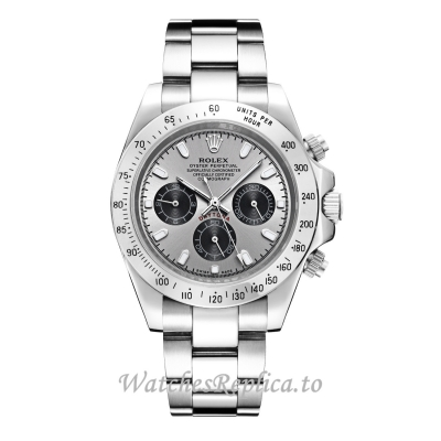 2018 Rolex Daytona Gray Dial 116509 40MM