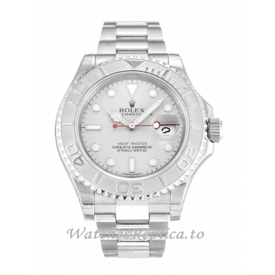 Rolex Yacht-Master Silver Dial 116622-40 MM