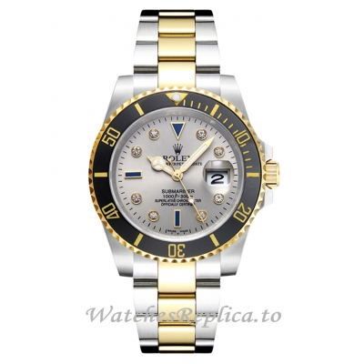 Rolex Submariner 16613 Replica Watch 40MM