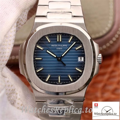 Swiss Patek Philippe Nautilus Replica 5711 006 Stick Markers 40MM