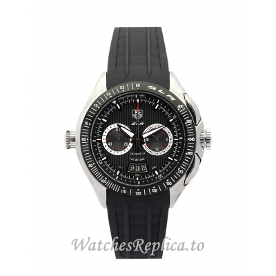 Tag Heuer SLR Black Dial CAG2010.BA0254 47 MM