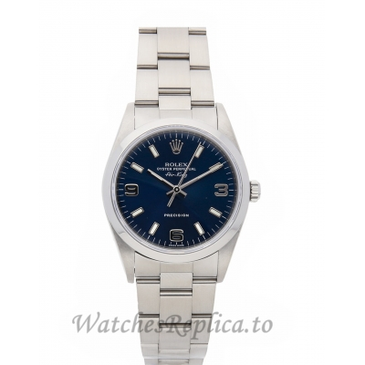 Rolex Replica Air King Ladies 34mm 14000