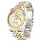 Rolex Datejust Silver Floral Dial 116203 36MM