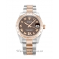 Rolex Datejust Lady Chocolate Diamond Dial 178341 31MM