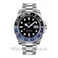 Replica Rolex GMT-Master II 116710BLNR-0002 Batman Men's Black Dial 40mm