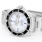 Rolex Submariner Replica Watch White Dial 16610 40MM