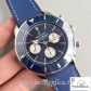 Swiss Breitling Superocean Heritage II Chronograph Replica A1331216/C963/277S Blue Strap 44MM