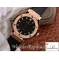 Swiss Hublot Classic Fusion King Replica 511.OX.1181.LR Black Strap 42MM