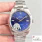 Swiss Rolex Oyster Perpetual Replica 114300 001 Silver Strap 39MM