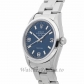 Rolex Repllica Air King Ladies Blue Dial 34mm 14000